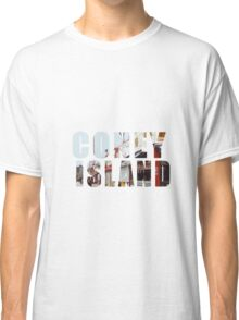 Coney Text Classic T-Shirt