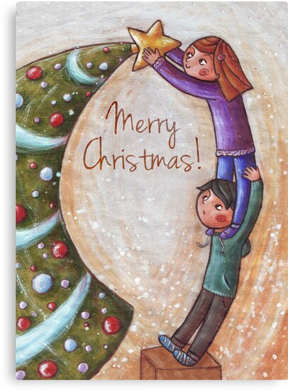 Christmas Tree by Ine Spee