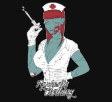Undead Nurse by Psychoskin