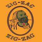Zig Zag's by T-brinkman