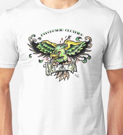 Zombie Eagle Unisex T-Shirt