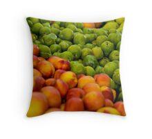 Fresh fruit Fremantle Markets Throw Pillow