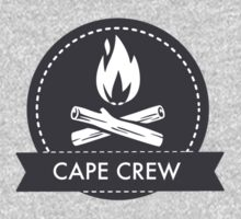 Cape Crew - Crew TShirt by mountainash8