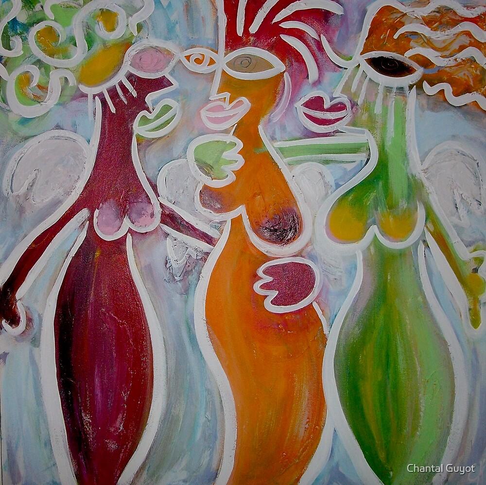 charlie´s angels by Chantal Guyot