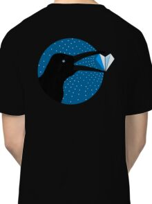 Magpie's Winter Heart Classic T-Shirt