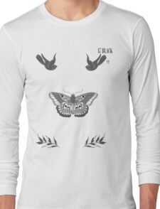 Harry Styles Tattoos Long Sleeve T-Shirt