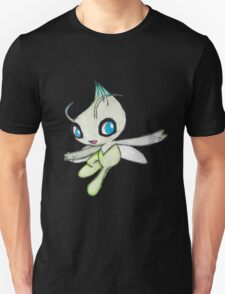 Celebi Pokemon  Unisex T-Shirt