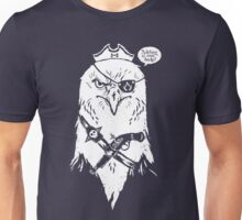 Assassin Pirate Eagle Unisex T-Shirt