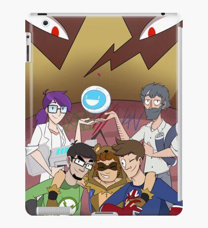 Mogar AU - 'Season 1' iPad Case/Skin