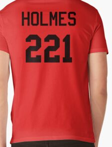 Sherlock Baseball-T Mens V-Neck T-Shirt