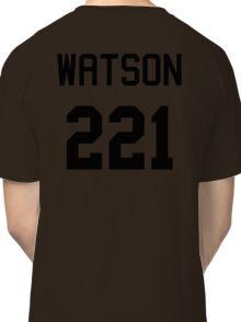 John Watson Baseball-T Classic T-Shirt