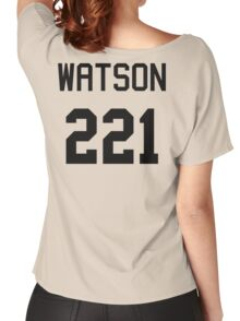 John Watson Baseball-T Women's Relaxed Fit T-Shirt