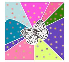 butterfly by notsopopular