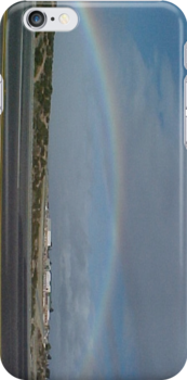 Rainbow Over Victorville, Ca... by Photos55