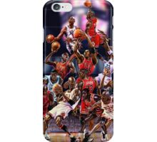 Michael Jordan career timeline  iPhone Case/Skin