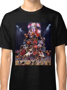 Michael Jordan career timeline  Classic T-Shirt