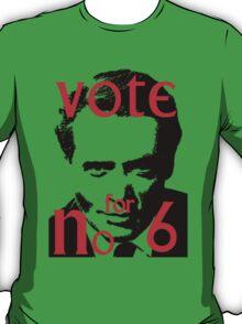 Vote #6 T-Shirt