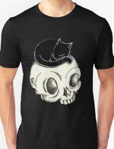 Skull and Kitty T-Shirt