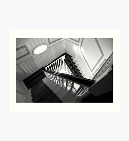 View From The Attic Art Print