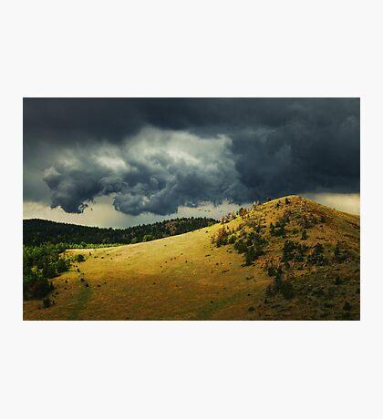 Thunder Rising  Photographic Print