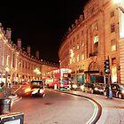 Night time walk in London by tazbert