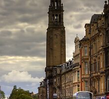 Shandwick Place by Tom Gomez