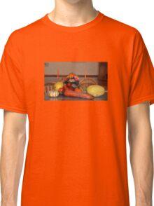 Fall Harvest Display Classic T-Shirt