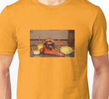 Fall Harvest Display Unisex T-Shirt