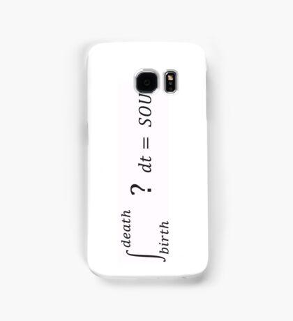 Life's Integral Samsung Galaxy Case/Skin