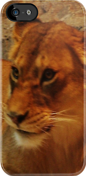 iPhone Case - Real MGM Lion by Eileen Brymer