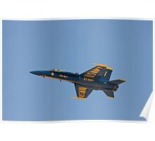 Blue Angel #1 Poster