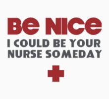 Be Nice by Miltossavvides