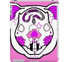Pink - Day of the Dead Koala iPad Case/Skin