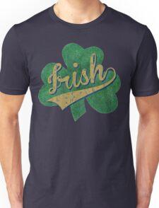 Shamrock Irish Vintage Unisex T-Shirt