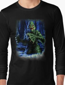 Legend of the Black Lagoon Long Sleeve T-Shirt