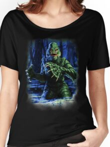 Legend of the Black Lagoon Women's Relaxed Fit T-Shirt