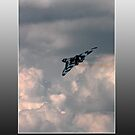 I love vulcan xh558 by Ilapin