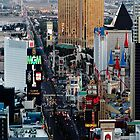 iPhone Case - Las Vegas Strip by Eileen Brymer