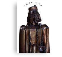 iron man Canvas Print