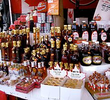 Maple Syrup Stall by Shulie1