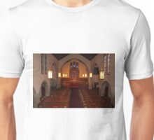 Interior Of Grace UMC Unisex T-Shirt