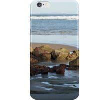 Beach afternoon iPhone Case/Skin