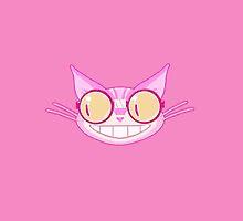 Professor Genki in pink by Phatcat
