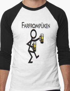 Farfrompukin Men's Baseball ¾ T-Shirt