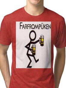 Farfrompukin Tri-blend T-Shirt