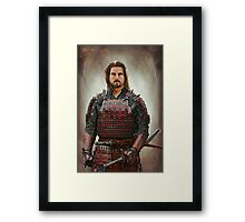 TOM.... Framed Print