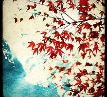 Autumnal Red by Marc Loret