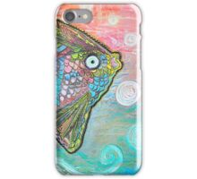 Psychedelic Fish iPhone Case/Skin