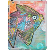 Psychedelic Fish iPad Case/Skin