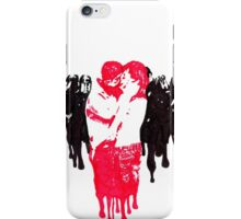 Compassion Aggression iPhone Case/Skin
